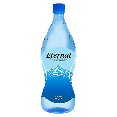 Eternal Spring Water Naturally Alkaline - 1 Liter