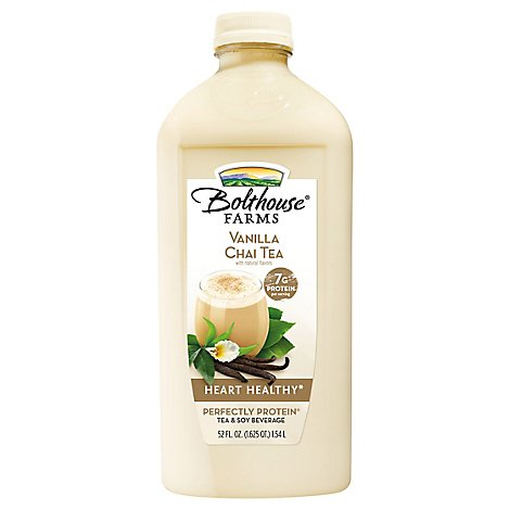 Bolthouse Farms Perfectly Protein Chai Tea Vanilla - 52 Fl. Oz.