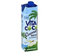 Vita Coco Coconut Water Pure - 33.8 Fl. Oz.