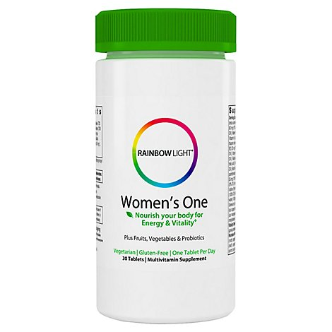 Rainbow Light Womens One - 30 Count