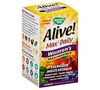 Natures Way Alive Womens Multi - 90 Count