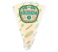 BelGioioso Cheese Romano Wedge - 8 Oz