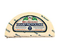 BelGioioso Cheese Provolone Wedge - 8 Oz