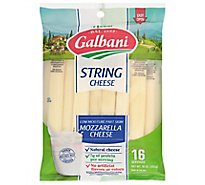 Galbani Stringsters Riddles String Cheese - 16 Oz