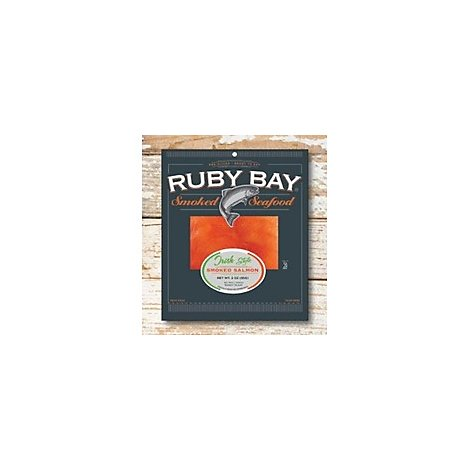 Ruby Bay Salmon Irish Sliced - 3 Oz