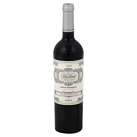 Terra Noble Gran Reserva Carmenere Wine - 750 Ml