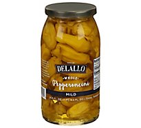 DeLallo Pepperoncini Mild - 25.5 Oz