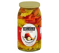 DeLallo Giardiniera Hot - 25.5 Oz