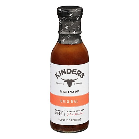 Kinders Marinade Original - 13 Oz