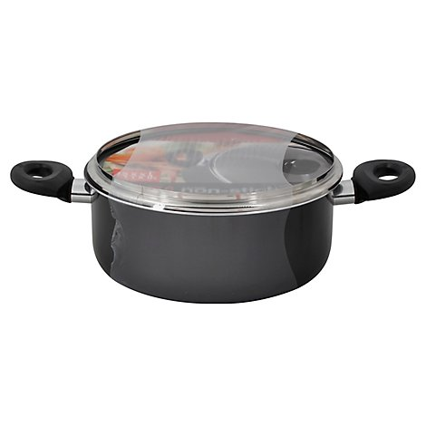 Good Cook Classic Dutch Oven With Lid 5 Quart - Each