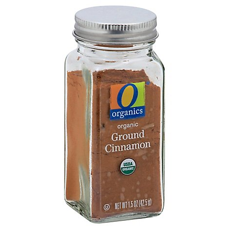 O Organics Organic Cinnamon Ground - 1.5 Oz