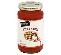 Signature SELECT Pizza Sauce Jar - 14 Oz