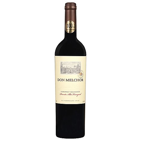 Don Melchor Wine Cabernet Sauvignon - 750 Ml