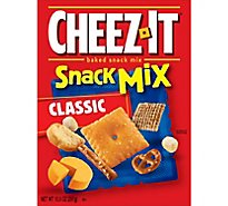 Cheez-It Mix Snack Baked - 10.5 Oz