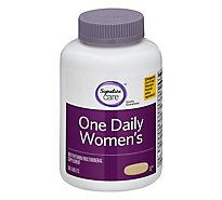 Signature Care One Daily Womens Formula Dietary Supplement Tablet - 300 Count