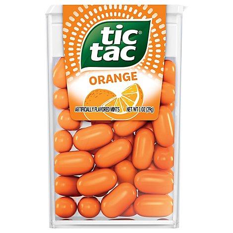 Tic Tac Mints Orange - 1 Oz - Online