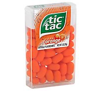 Tic Tac Mints Orange - 1 Oz