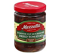 Mezzetta In The Napa Valley Tomatoes Dried Sun-Ripened Julienne Cut - 8 Oz