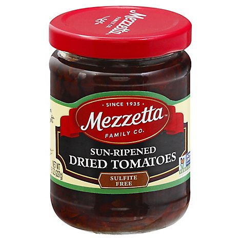 Mezzetta In The Napa Valley Tomatoes Dried Sun-Ripened - 8 Oz