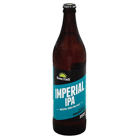 Green Flash Imperial IPA - 22 Fl. Oz.
