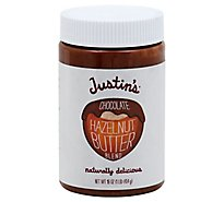 Justins Hazelnut Butter Chocolate Blend - 16 Oz