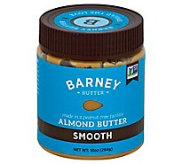Barney Butter Almond Butter Smooth - 10 Oz