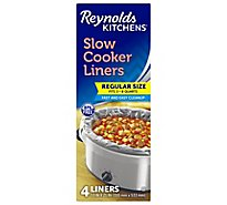 Reynolds Slow Cooker Liners - 4 Count