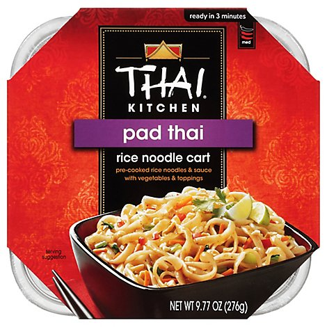 Thai Kitchen Gluten Free Rice Noodle Cart Pad Thai - 9.77 Oz