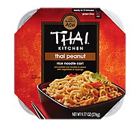 Thai Kitchen Rice Noodle Cart Thai Peanut - 9.77 Oz