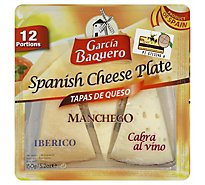 Garcia Baquero Cheese Spanish Variety Tray - 5.2 Oz