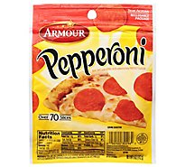 Armour Pepperoni Italian Style - 6 Oz