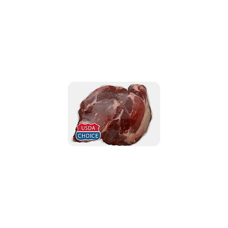 Open Nature Beef Grass Fed Angus Chuck Pot Roast Boneless - 2 LB