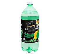 Signature SELECT Soda Lemon Lime Diet - 2 Liter