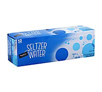 Signature SELECT Water Seltzer - 12-12 Fl. Oz.