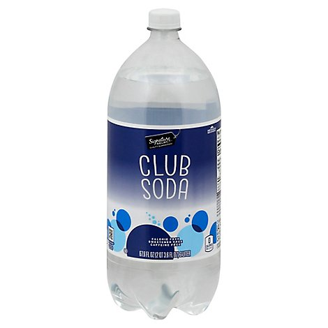 Signature SELECT Soda Club - 2 Liter