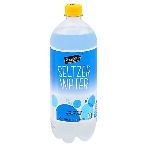 Signature SELECT Water Seltzer - 1 Liter