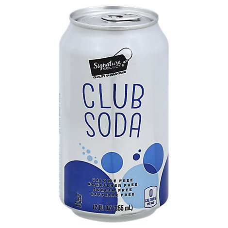Signature SELECT Refreshe Coda Club Can - 12 Fl. Oz.