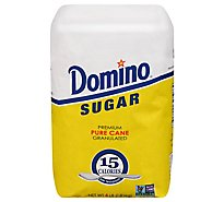 Domino Sugar Pure Cane Granulated - 64 Oz