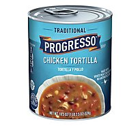 Progresso Traditional Soup Chicken Tortilla - 18.5 Oz