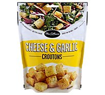 Mrs. Cubbisons Croutons Restaurant Style Cheese & Garlic - 5 Oz