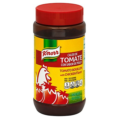 Knorr Bouillon Granulated Tamoto Chicken - 35.3 Oz