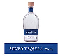 Camarena Tequila Silver Familia 80 Proof - 750 Ml