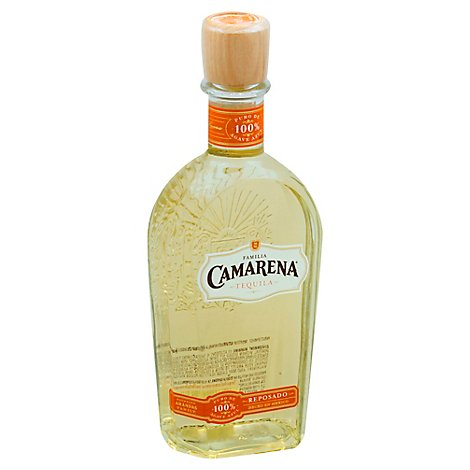 Camarena Tequila Reposado 80 Proof - 750 Ml