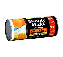 Minute Maid Premium Juice Frozen Concentrated Orange Original Family Size - 16 Fl. Oz.