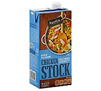 Signature Kitchens Cooking Stock Chicken - 32 Oz