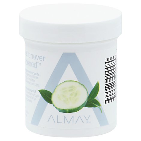 Almay Eye Makeup Remover Pads - 80 Count