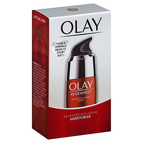 Olay Regenerist Serum Micro-Sculpting - 1.7 Fl. Oz.
