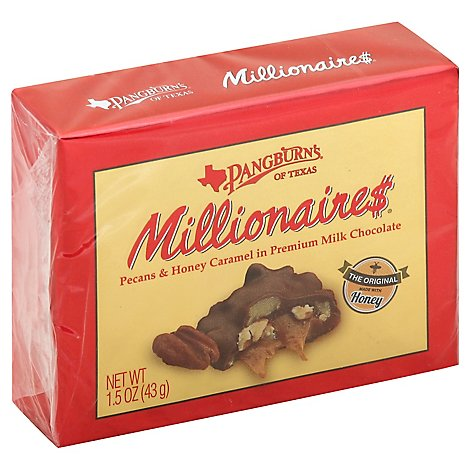 Pangburns Millionaires Chocolate Milk The Original - 1.5 Oz
