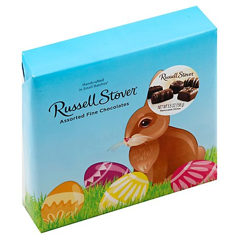 Russell Stover Chocolate Fine Assorted Box - 5.5 Oz