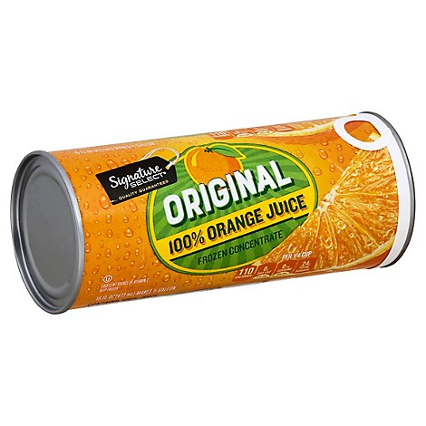 Signature SELECT Juice 100% Orange Original - 16 Fl. Oz.